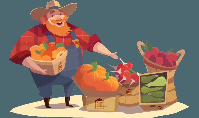 MoreLove Przedszkole farmer